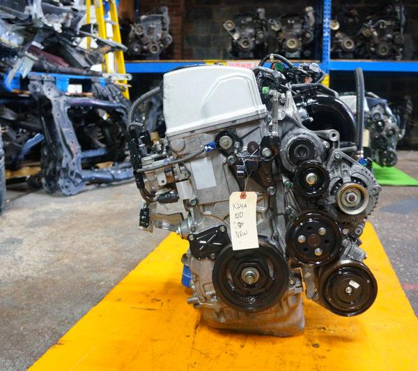 2008-2012 HONDA ACCORD 2.4L 4-CYLINDER DOHC i-VTEC ENGINE JDM K24A