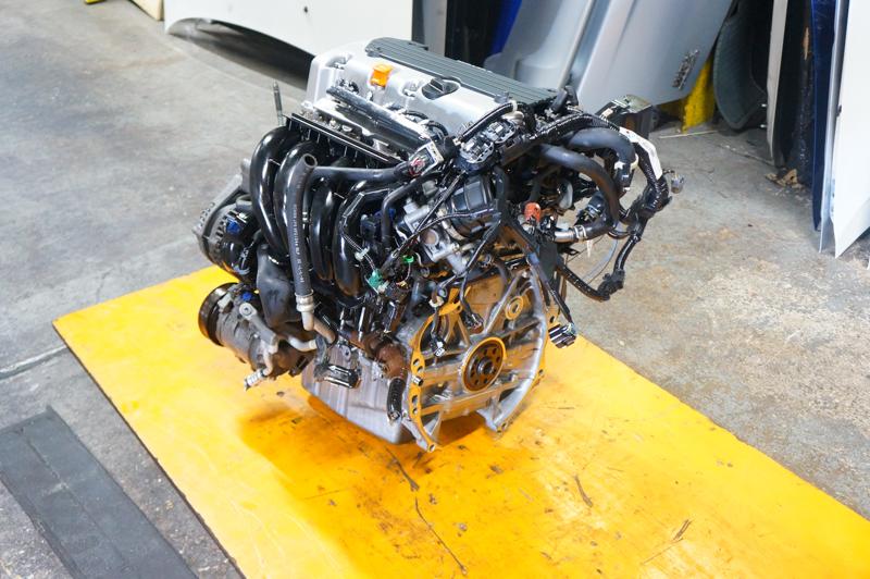 2009-2014 ACURA TSX 2.4L DOHC i-VTEC ENGINE JDM K24A