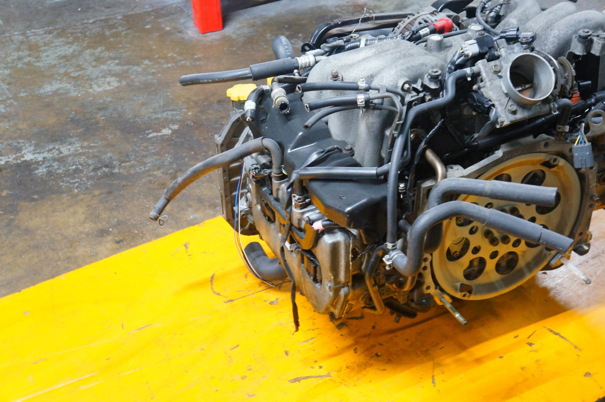 JDM SUBARU EZ30 ENGINE ONLY