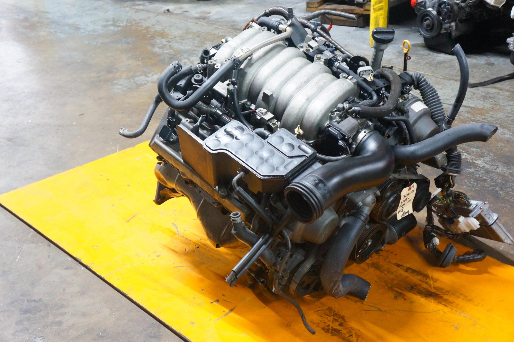 LEXUS GS430 LS430 SC430 3UZ-FE ENGINE VVTi 4.3L V8 JDM 3UZ