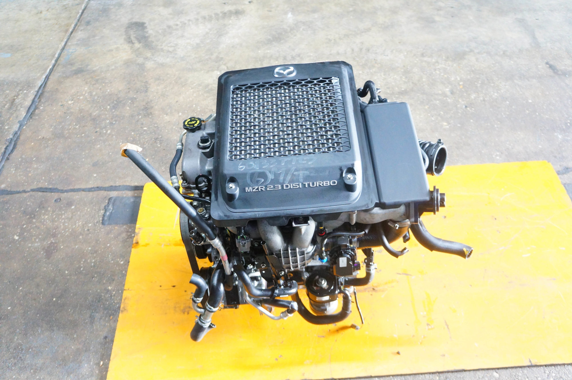 05-07 MAZDA SPEED 6 ENGINE L3 2.3L MZR TURBO DOHC JDM L3T