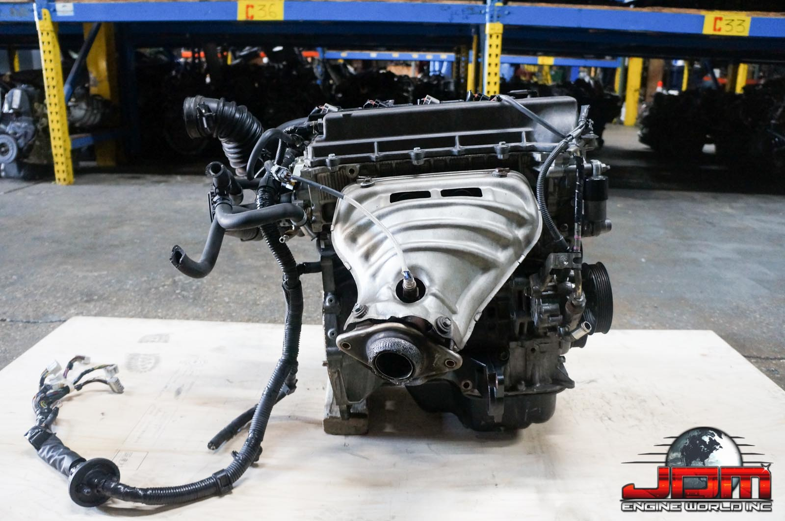 03 04 05 06 TOYOTA MATRIX XR 1ZZ-FE ENGINE 1.8L VVTi JDM 1ZZ