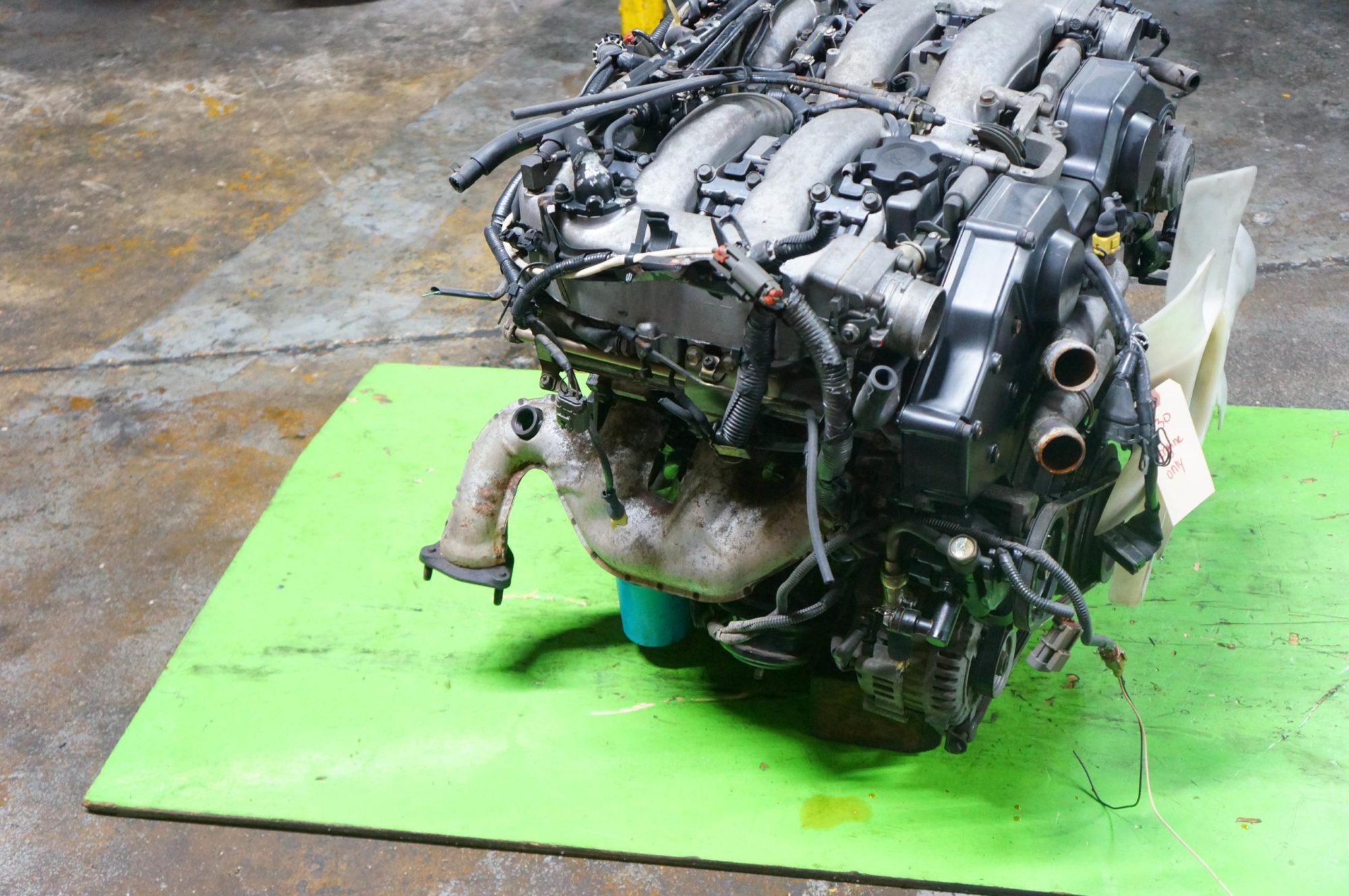 JDM NISSAN VG30DE ENGINE ONLY