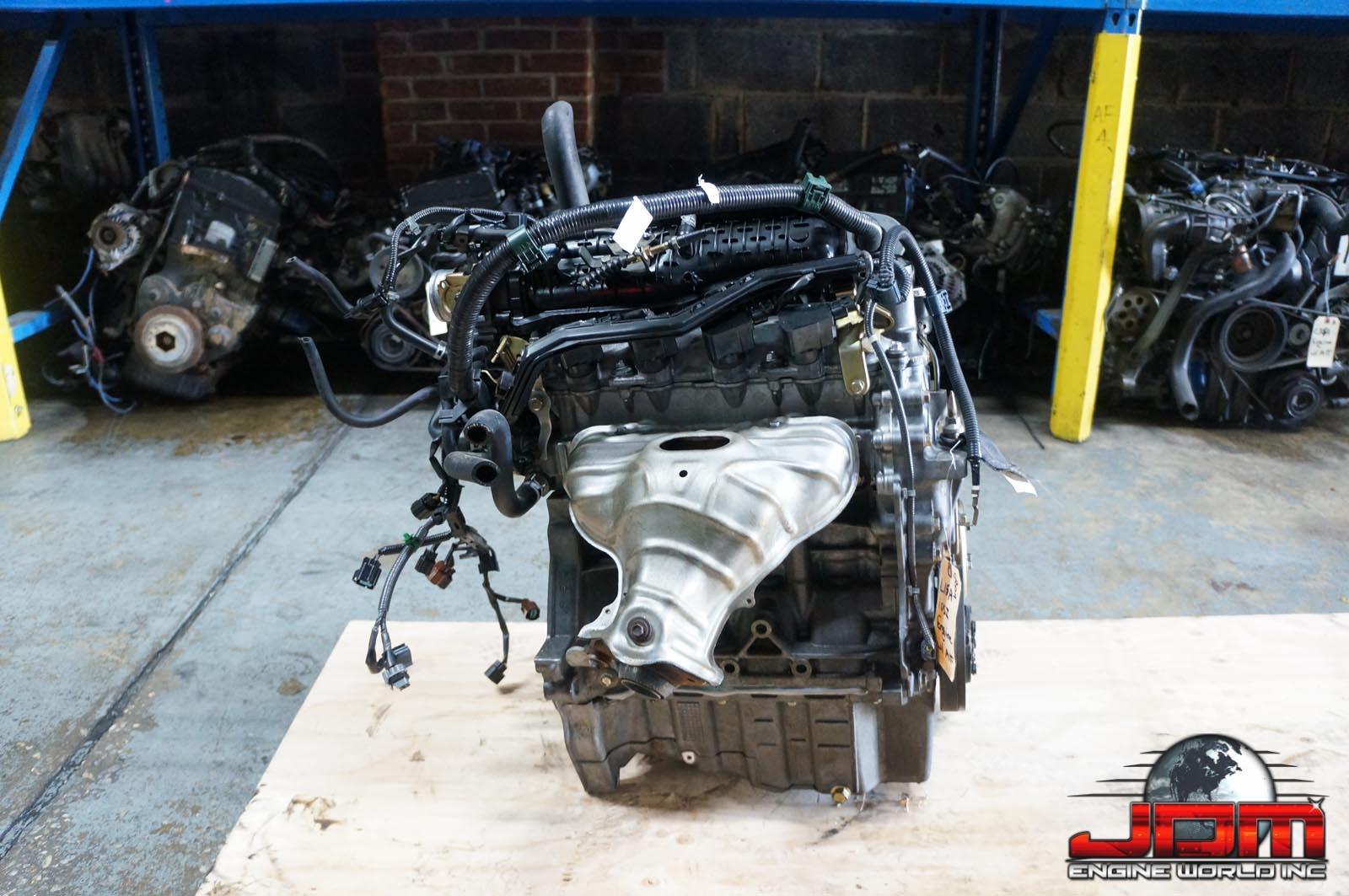 01 02 03 04 05 06 HONDA FIT L15A ENGINE 1.5L iDSI JDM L15
