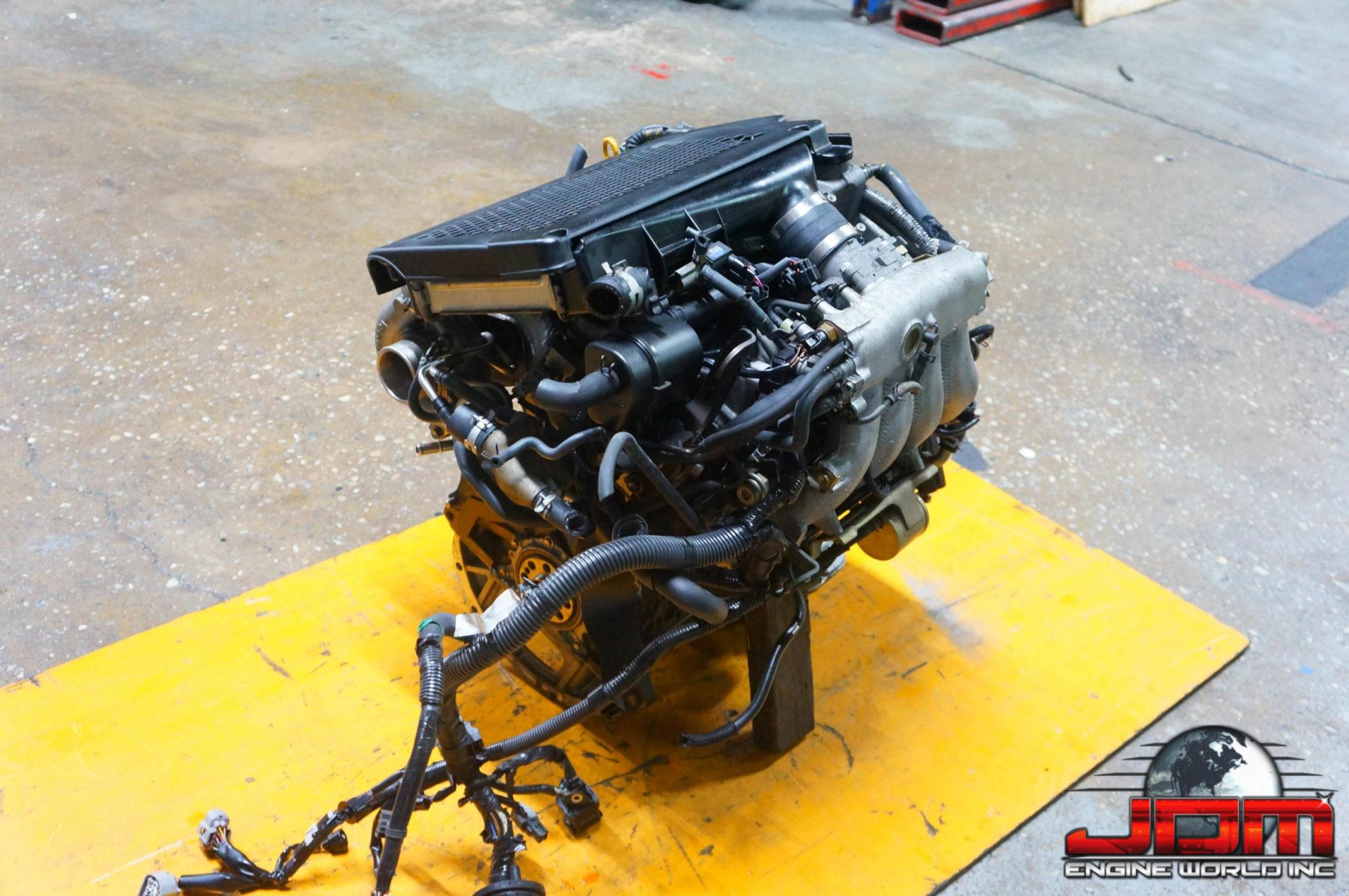 JDM 3S-GTE 5TH GEN CALDINA ENGINE ONLY
