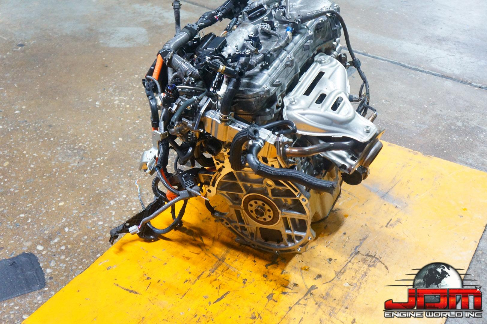 2010-2015 TOYOTA PRIUS/ 2011-2017 LEXUS CT200H 2ZR-FXE 1.8L HYBRID ENGINE ONLY