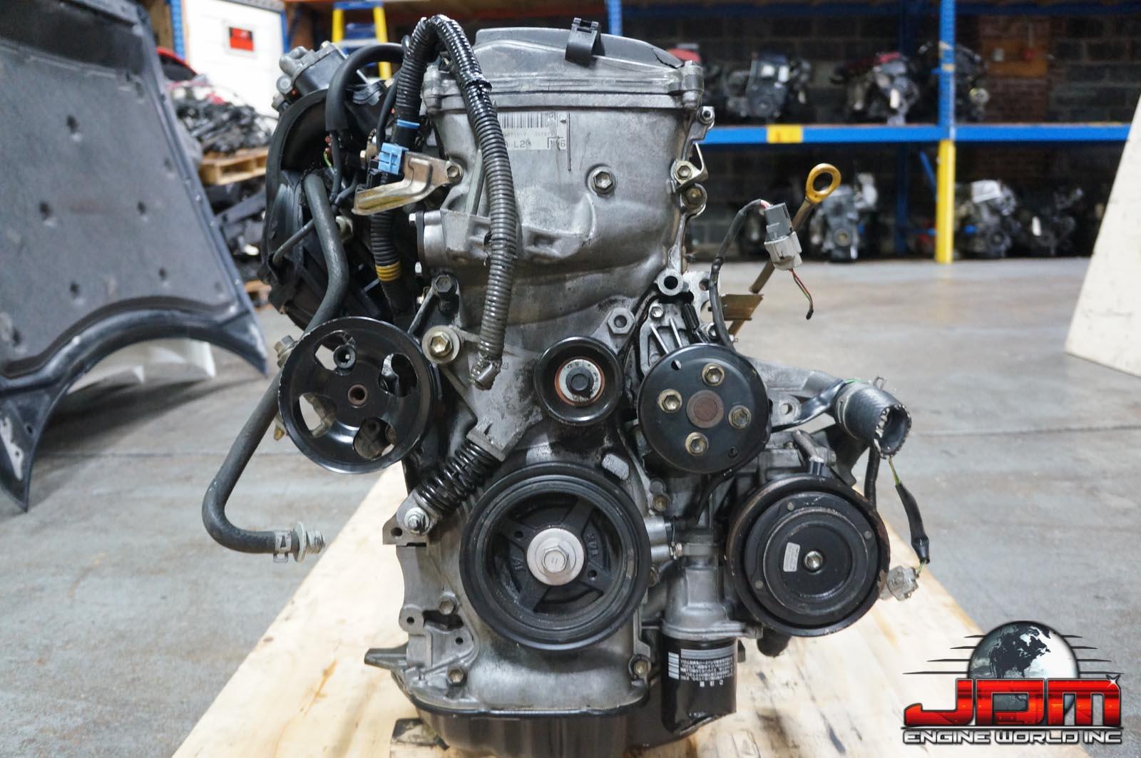 01-10 TOYOTA CALDINA NOAH 1AZ-FSE VVTi ENGINE ONLY JDM 1AZ