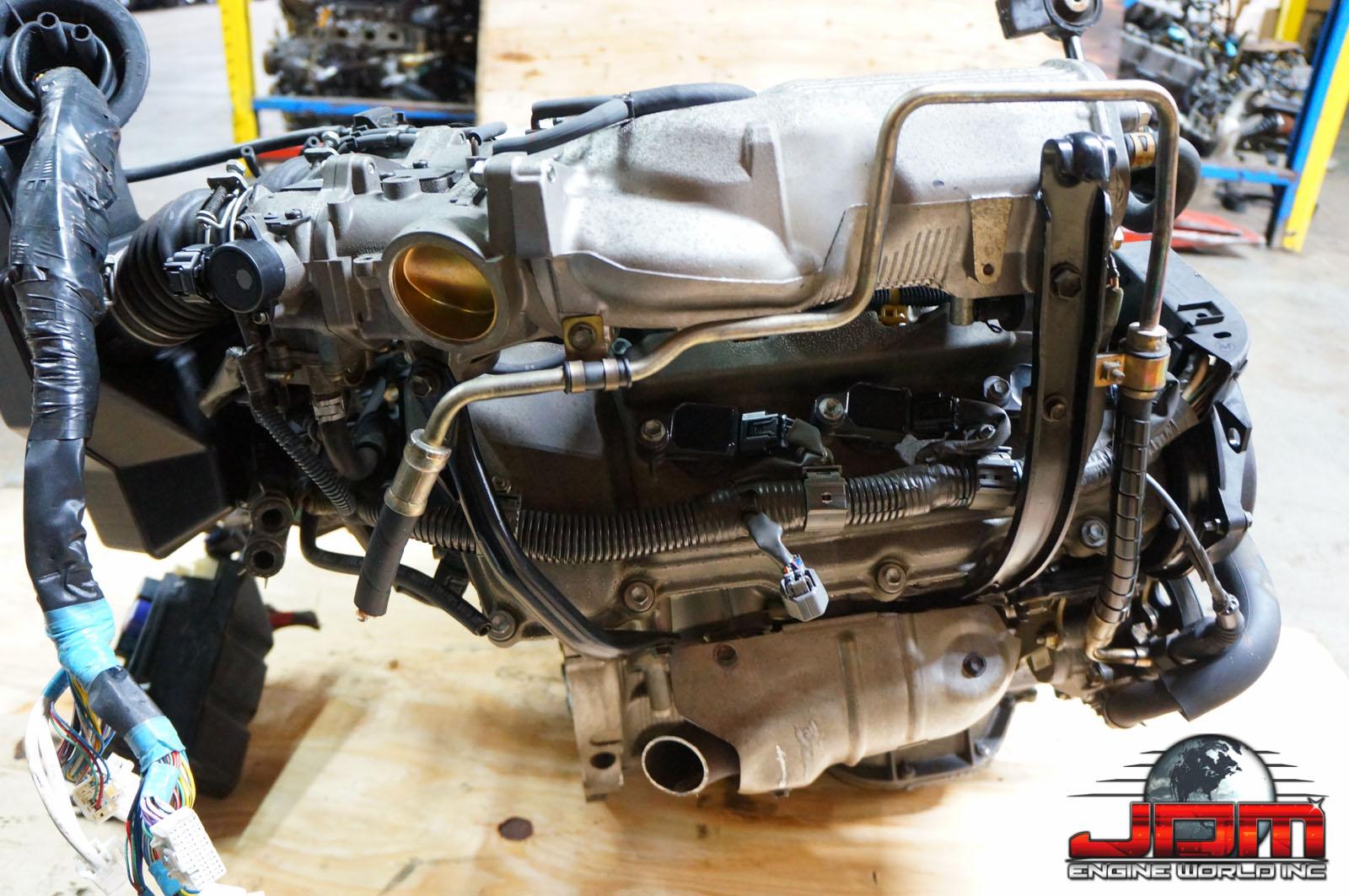98 99 00 01 02 03 LEXUS RX300 1MZ-FE ENGINE 3.0L V6 VVTi FWD JDM 1MZ-FE