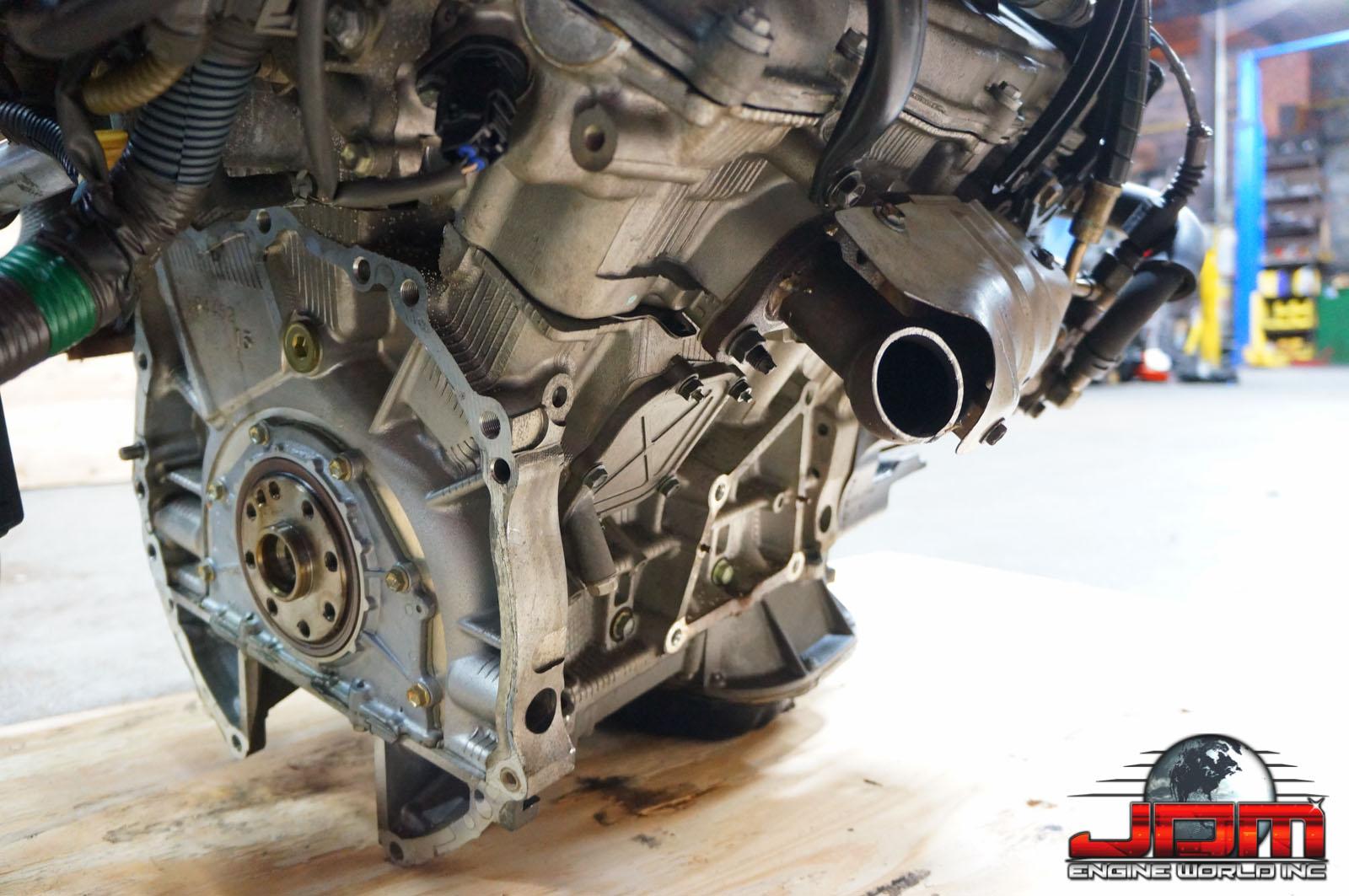 00 01 02 03 TOYOTA SIENNA 1MZ-FE ENGINE 3.0L V6 VVTi JDM 1MZ-FE