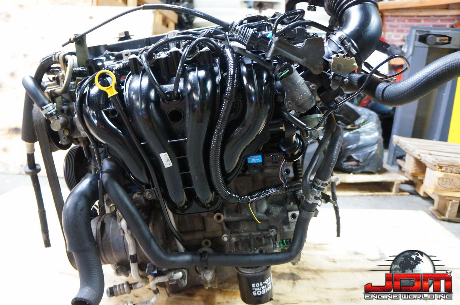 05 06 07 FORD ESCAPE L3-DE ENGINE 2.3L DOHC JDM L3