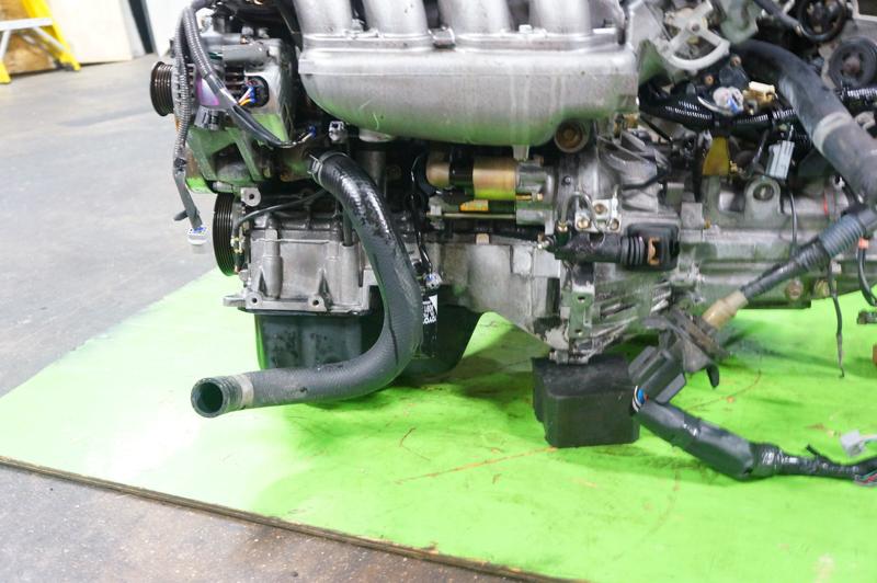 JDM 2ZZ-GE VVTLi ENGINE WITH MANUAL 6 SPD TRANSMISSION