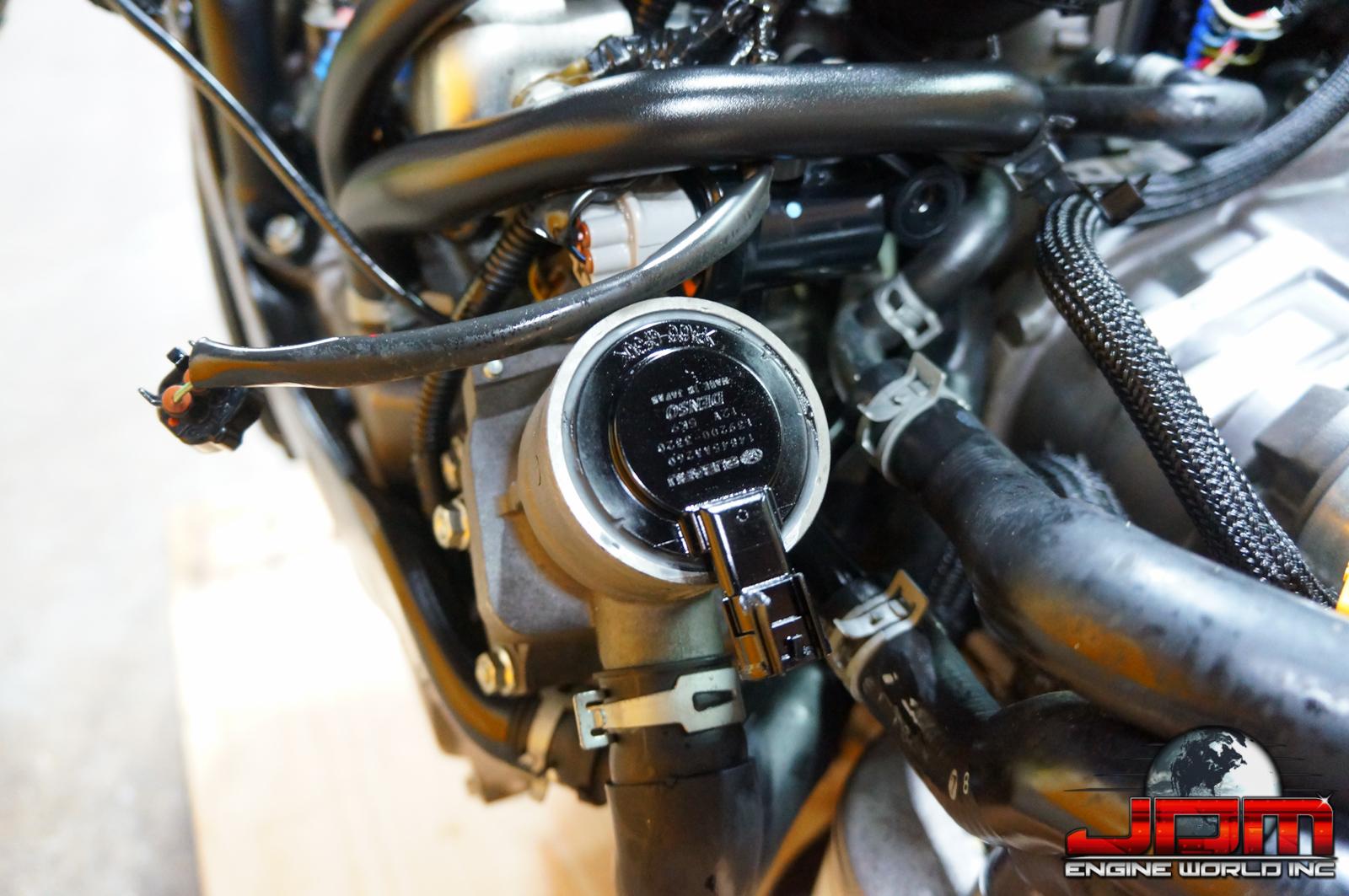 06 07 08 09 10 11 12 SUBARU FORESTER XT EJ20T ENGINE 2.0L TURBO (REPLACE 2.5L) JDM EJ20T