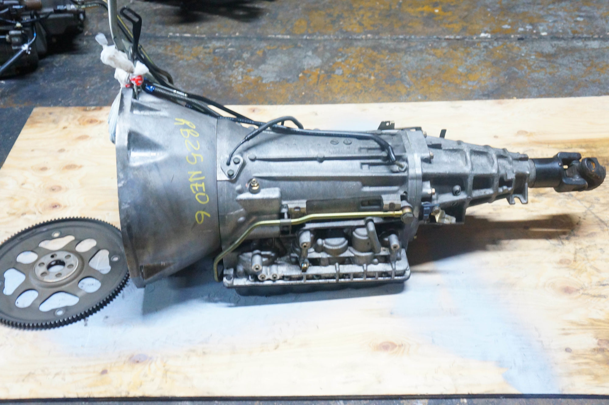 JDM NISSAN RB25 NEO 6 AUTOMATIC TRANSMISSION