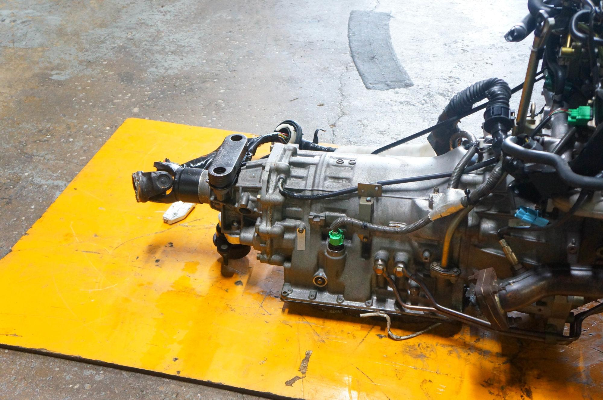 JDM VQ35DE ENGINE WITH RWD AUTOMATIC TRANSMISSION