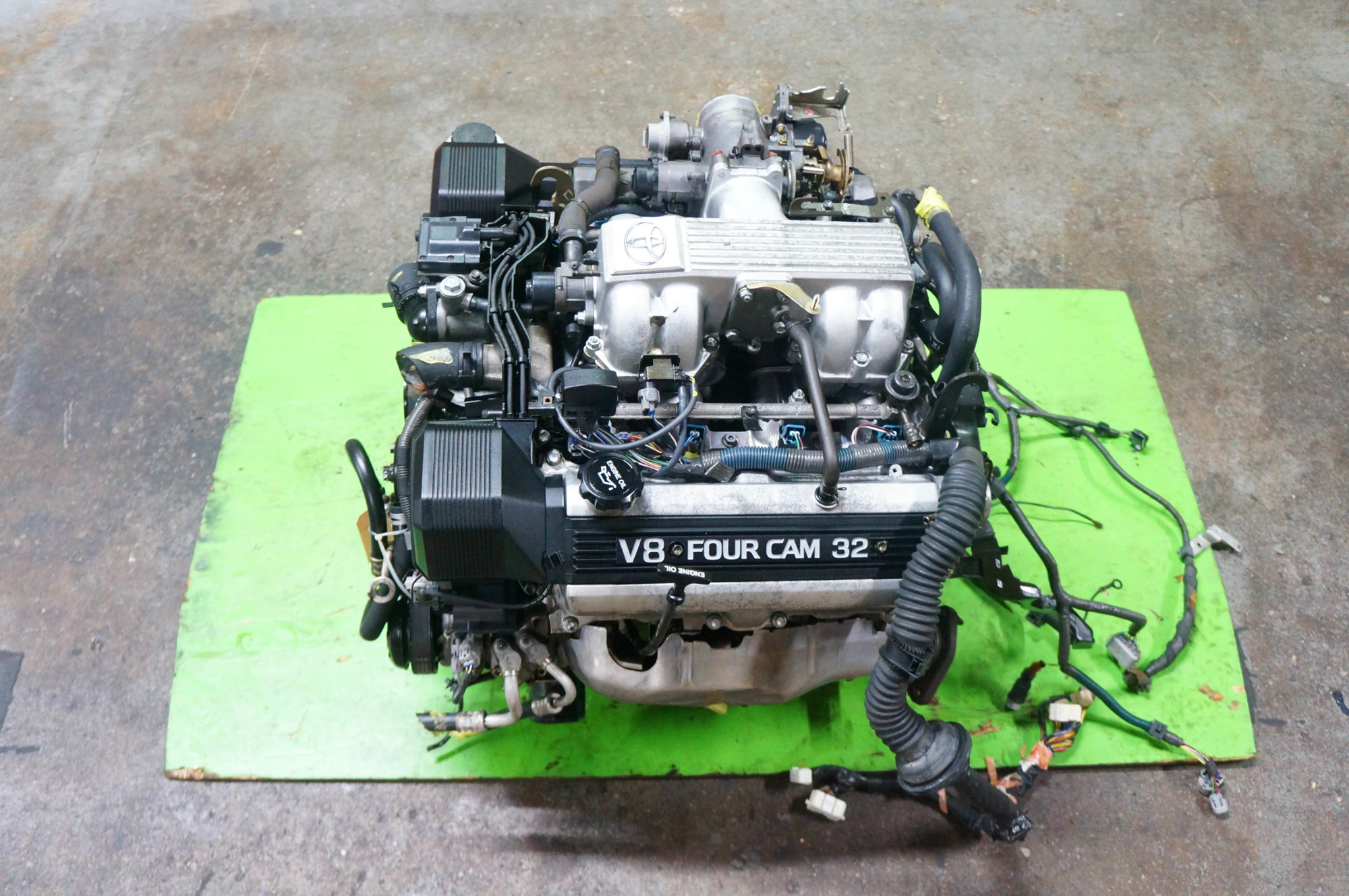 JDM 1UZ-FE 98-05 LEXUS GS400 SC400 LS400 1UZ-FE ENGINE 4.0L NON VVTi