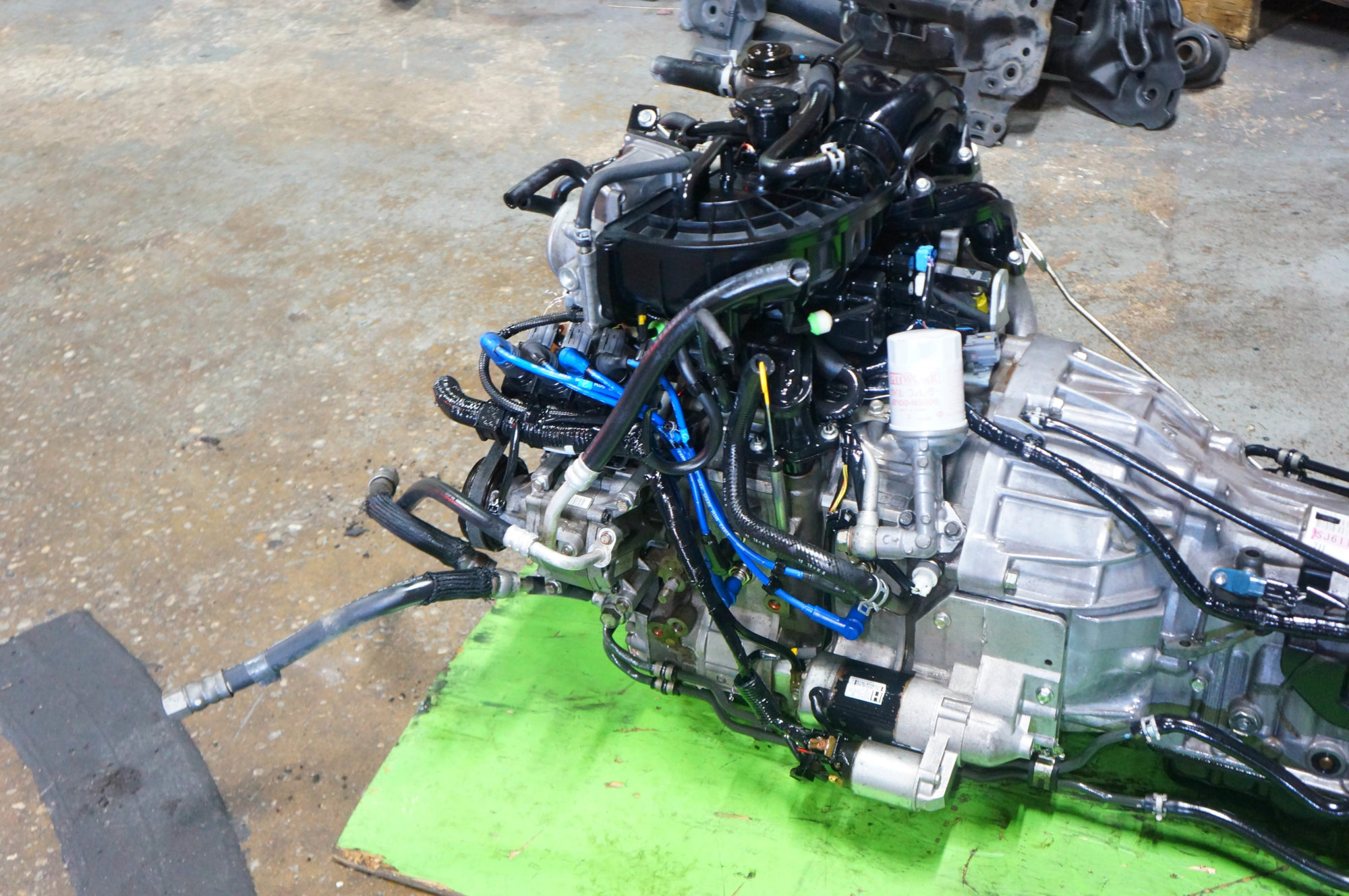 JDM 13B RX8 6 PORT ENGINE WITH AUTOMATIC TRANSMISSION