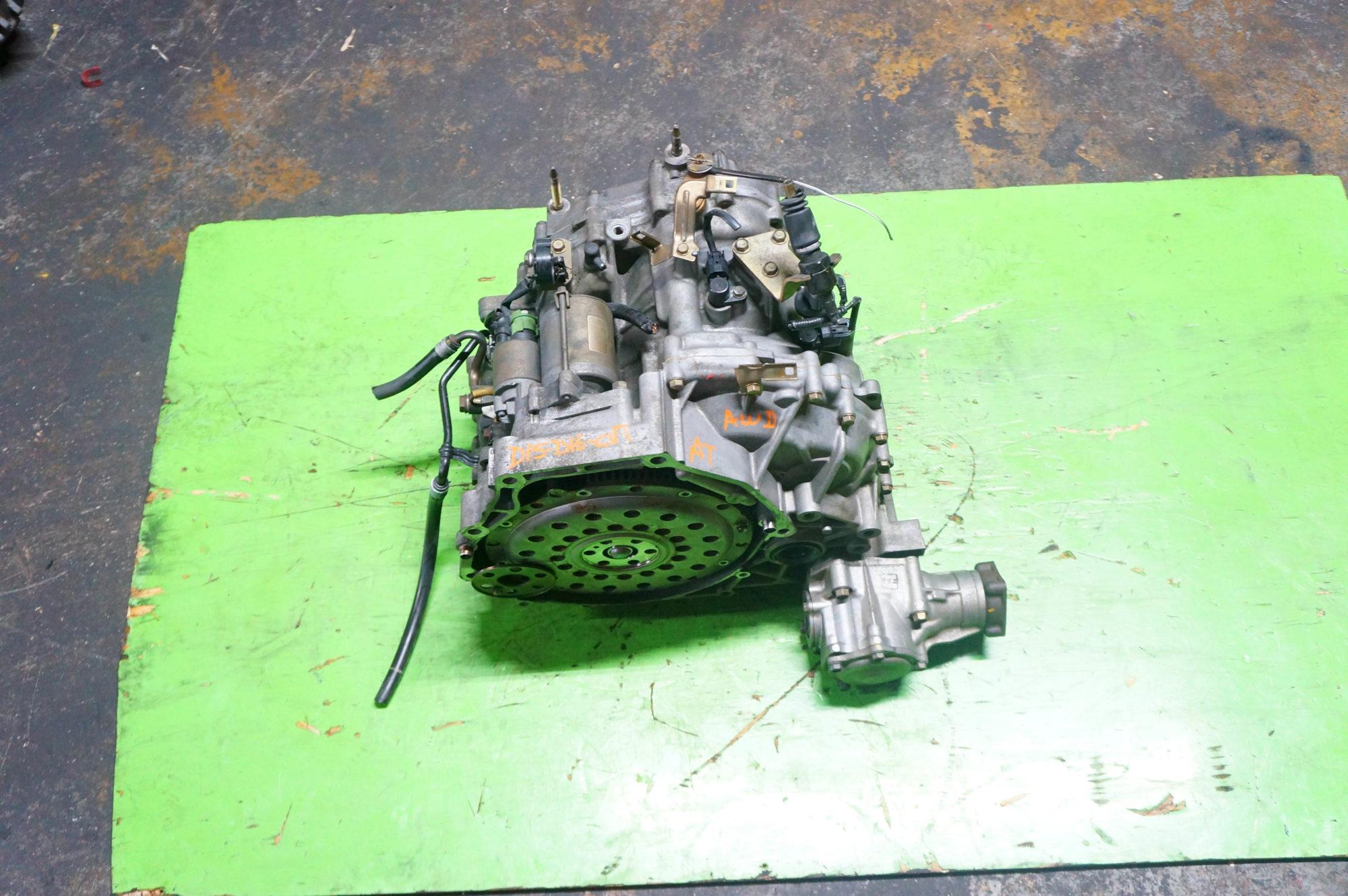 JDM HONDA D15B D16B CVT AWD AUTOMATIC TRANSMISSION
