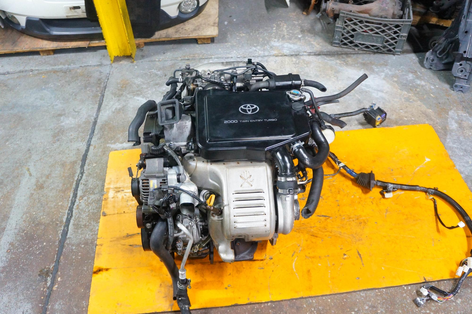 JDM 3S-GTE 3RD GEN. ENGINE ONLY