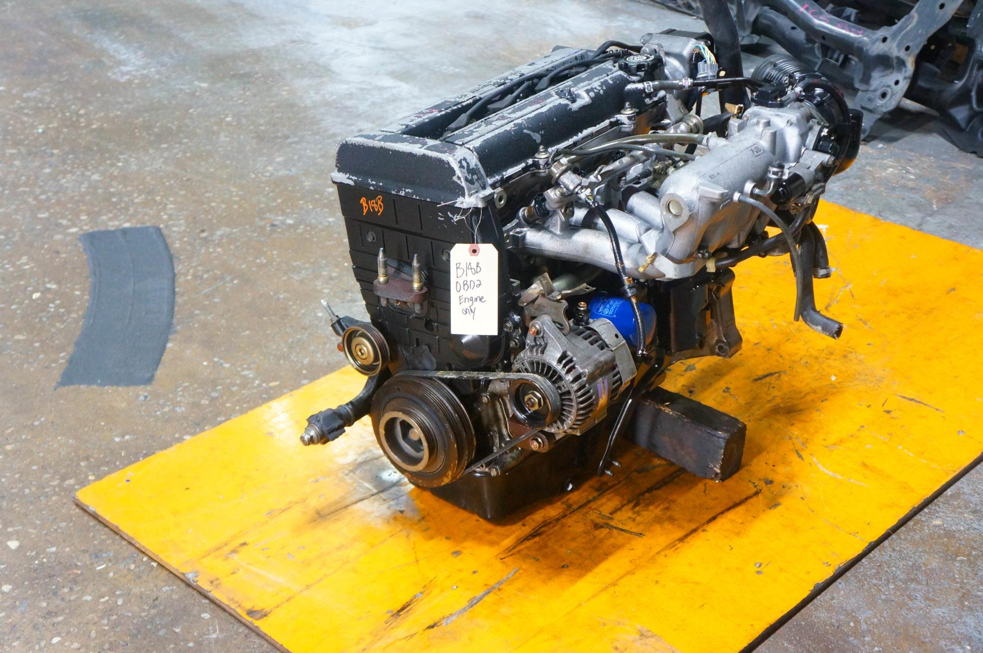 JDM B18B OBD2 ENGINE ONLY