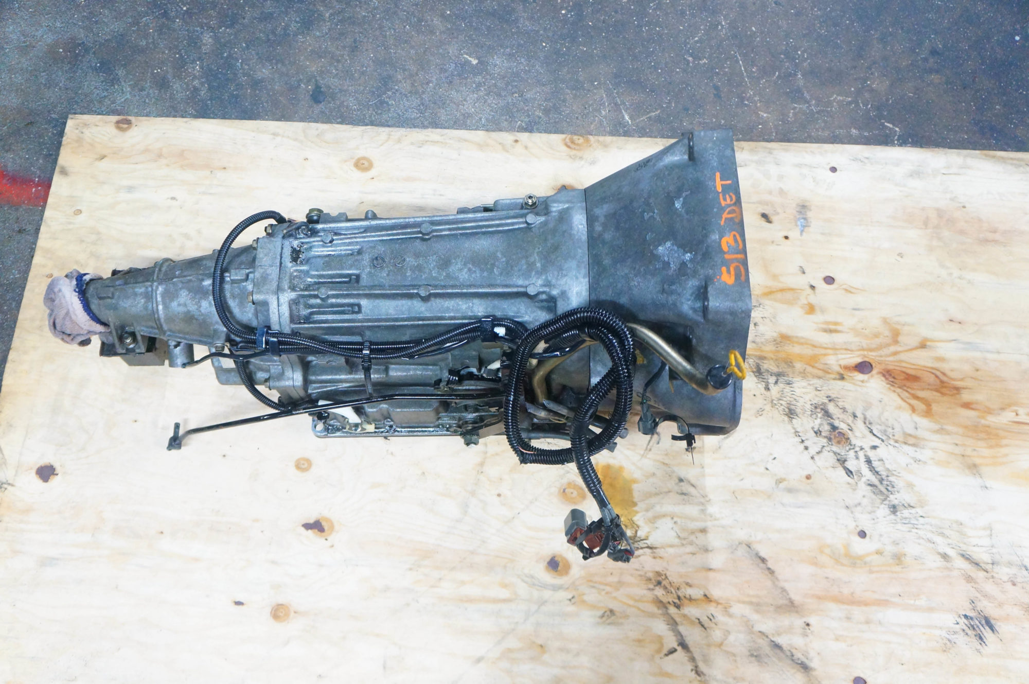 JDM NISSAN S13DET AUTOMATIC TRANSMISSION