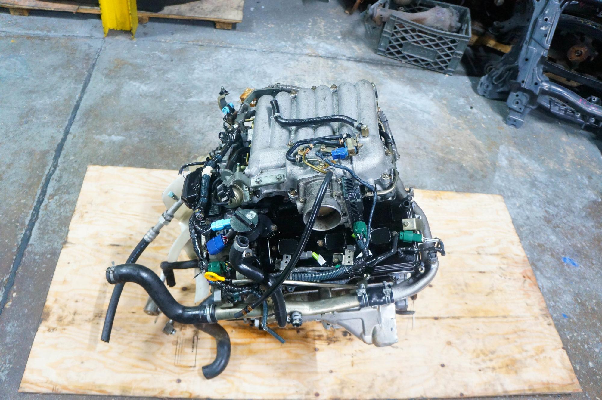 JDM VQ35DE PATHFINDER XTERRA ENGINE ONLY