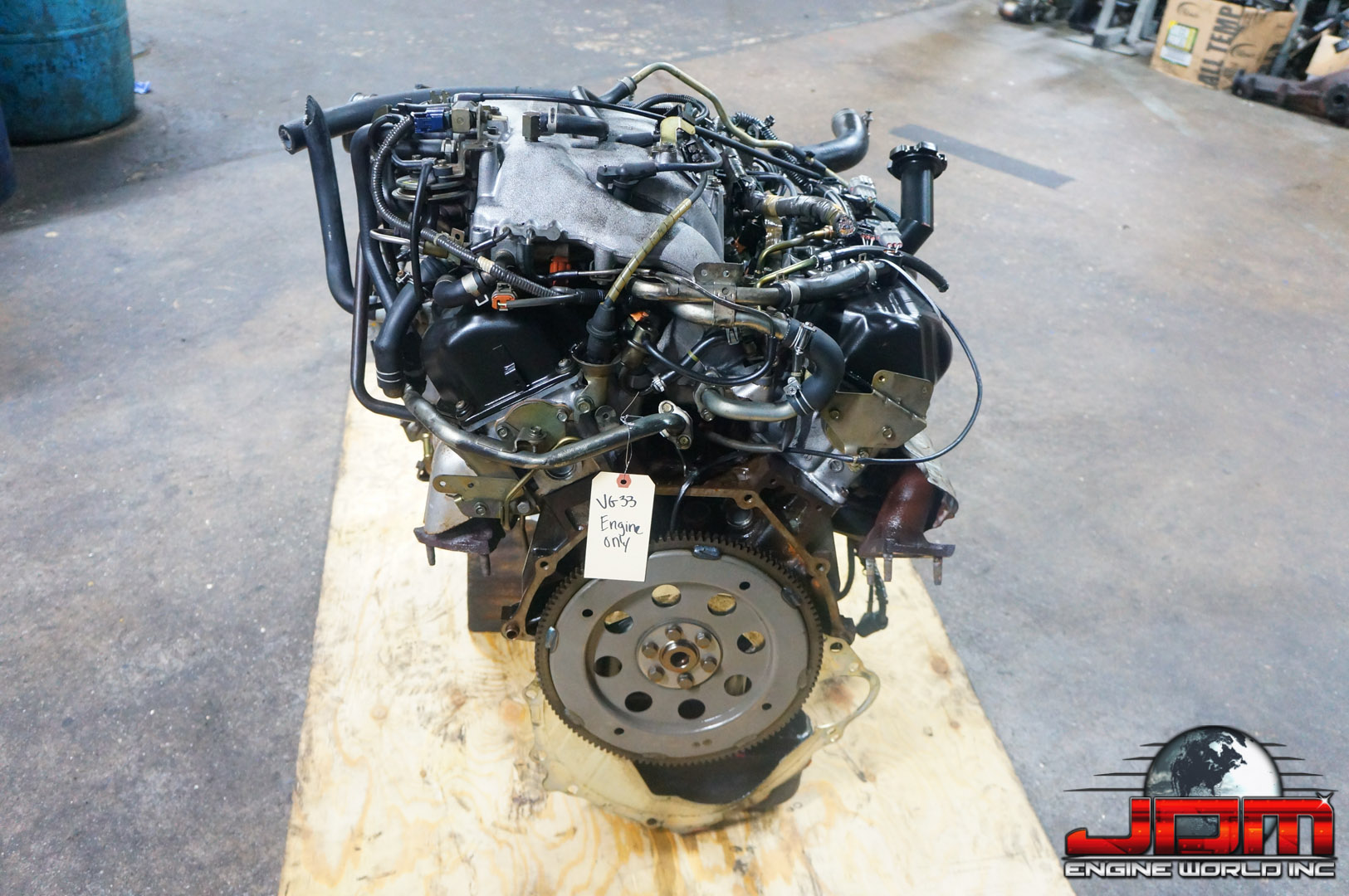 JDM VG33E ENGINE ONLY