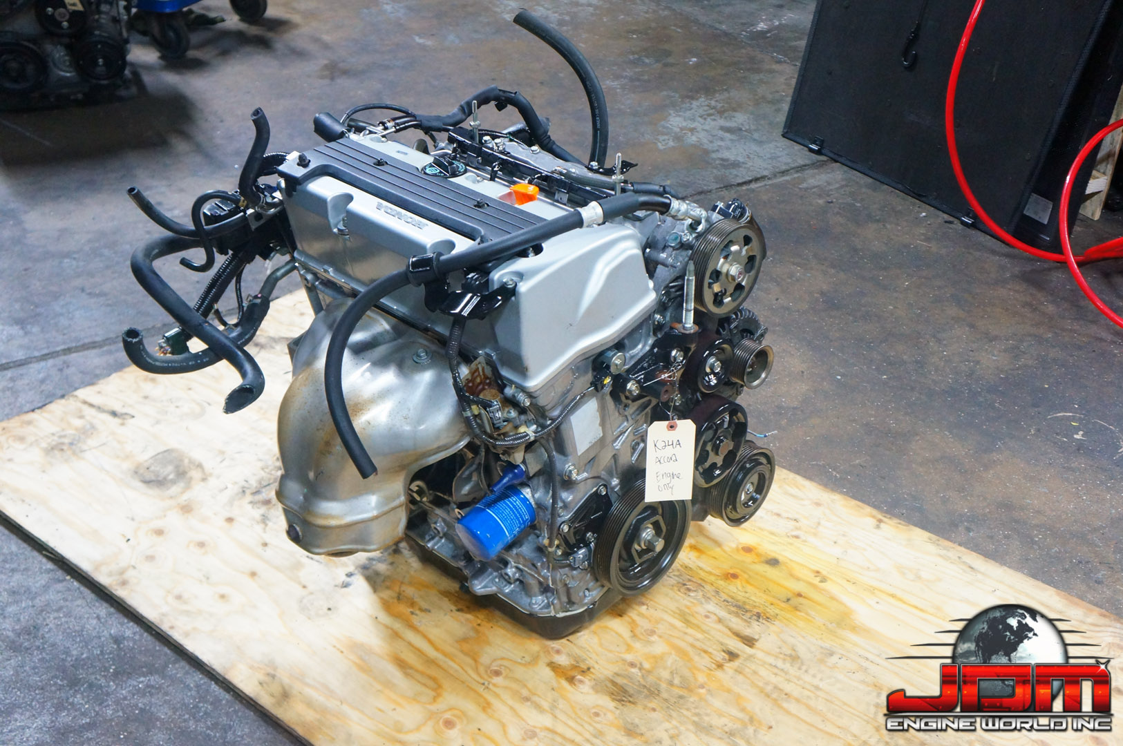 JDM 03 04 05 HONDA ELEMENT K24A ENGINE ONLY