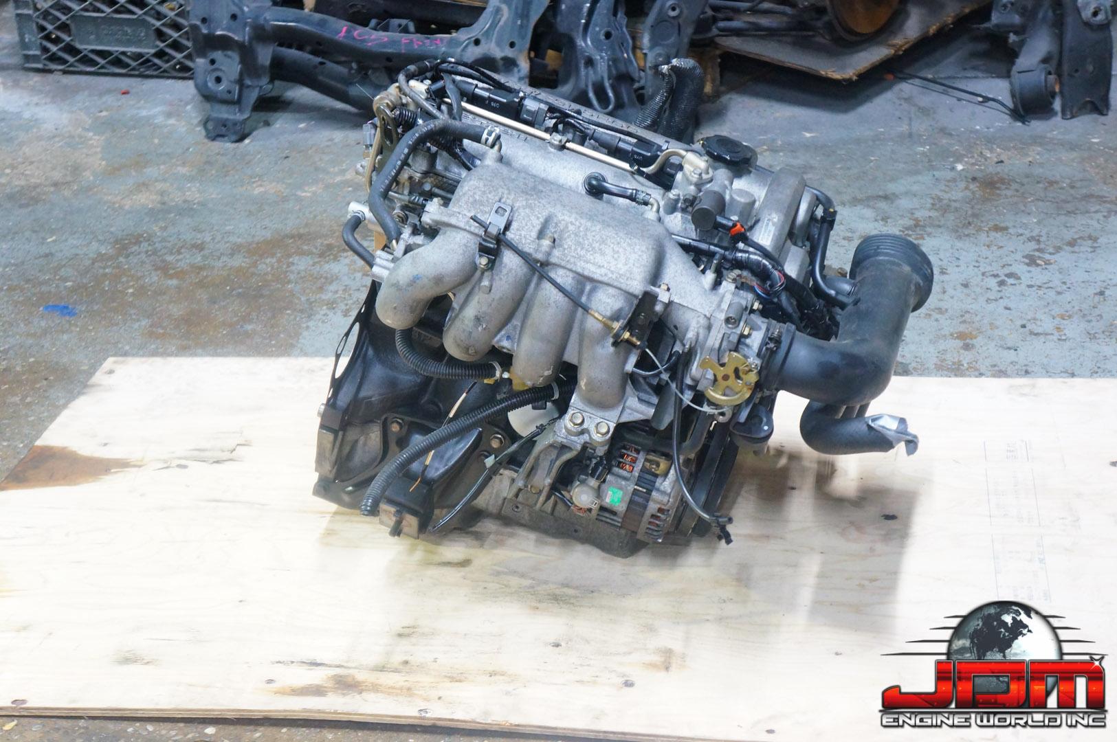 JDM 2001-2005 MAZDA MIATA 1.8L BP ENGINE ONLY