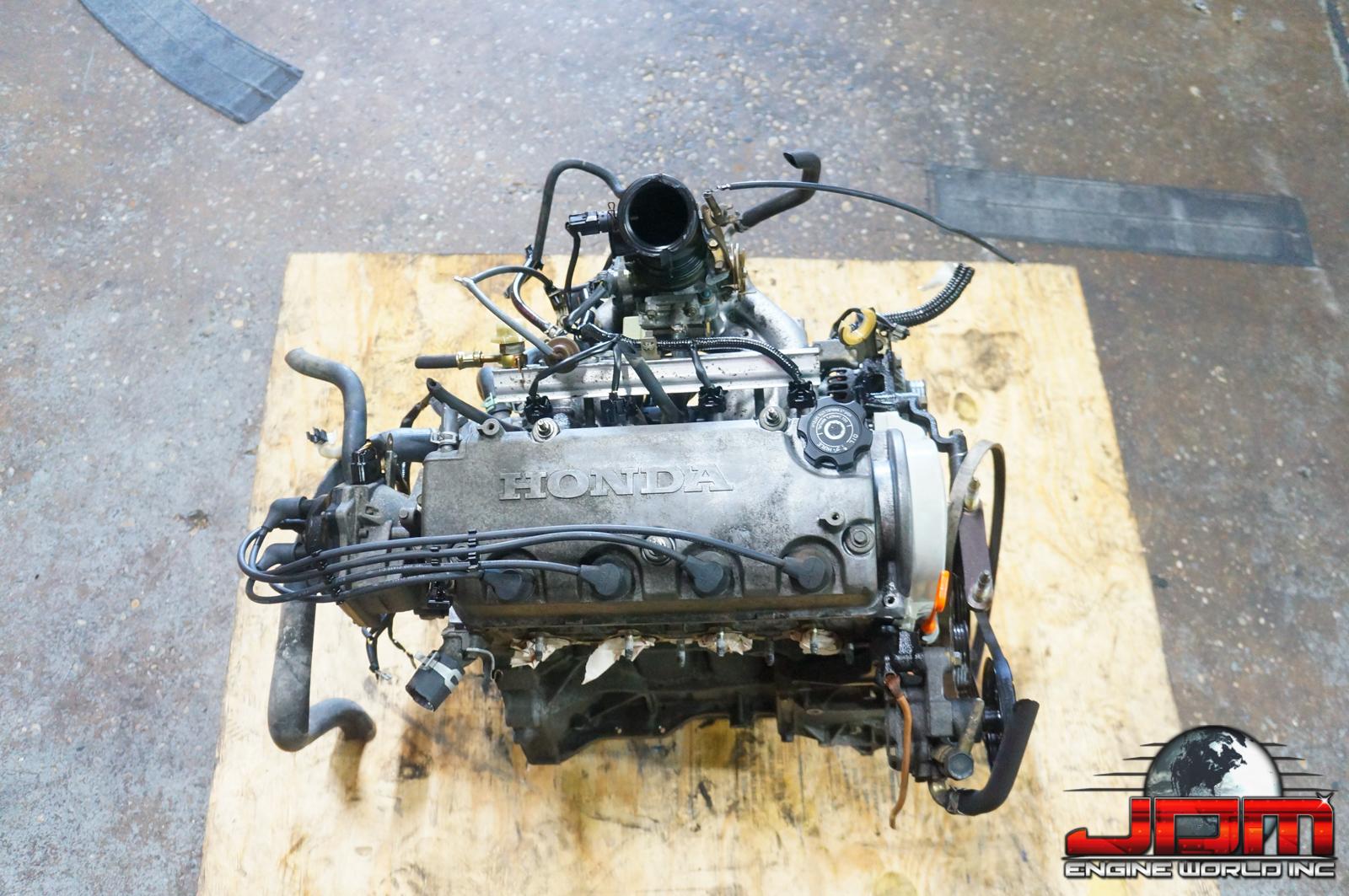 JDM D15 OBD2 NON VTEC ENGINE ONLY
