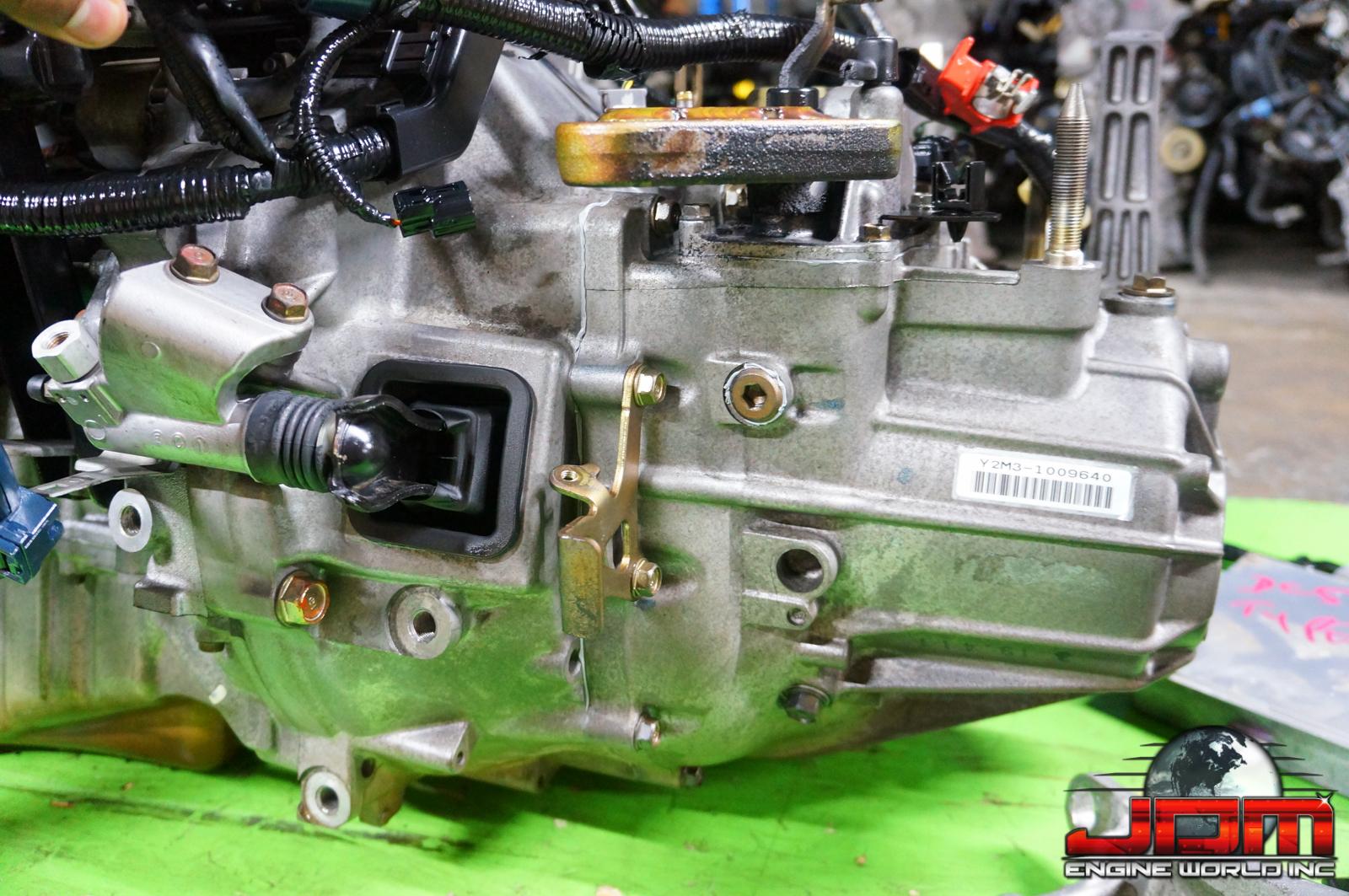 JDM K20A TYPE-R DC5 ENGINE WITH LSD 6 SPEED TRANSMISSION