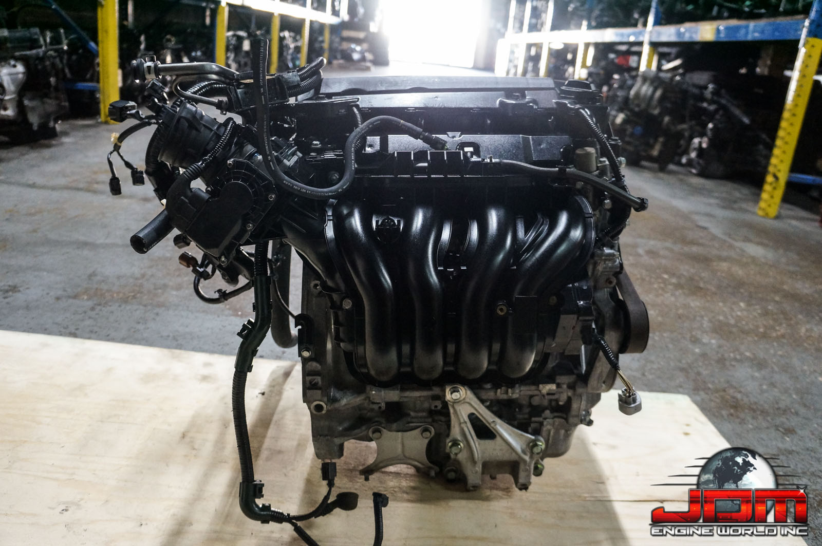 06-11 HONDA CIVIC ENGINE R18 1.8L SOHC VTEC JDM R18A