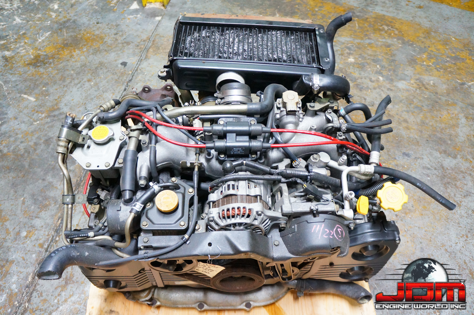 JDM EJ20-T FORESTER WRx 95-00 ENGINE ONLY
