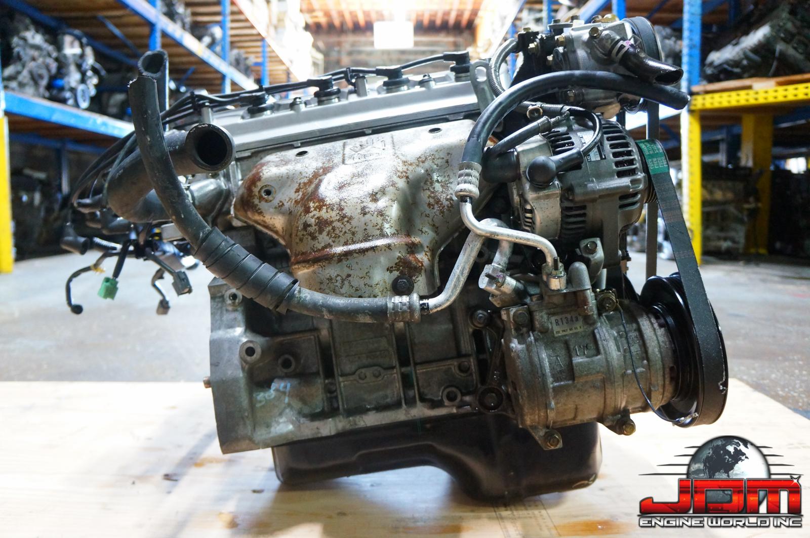 JDM F22B SOHC VTEC ENGINE ONLY