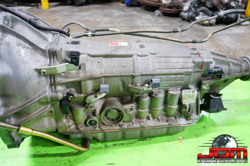 JDM 2JZ-GE VVTi SC300 IS300 AUTOMATIC TRANSMISSION