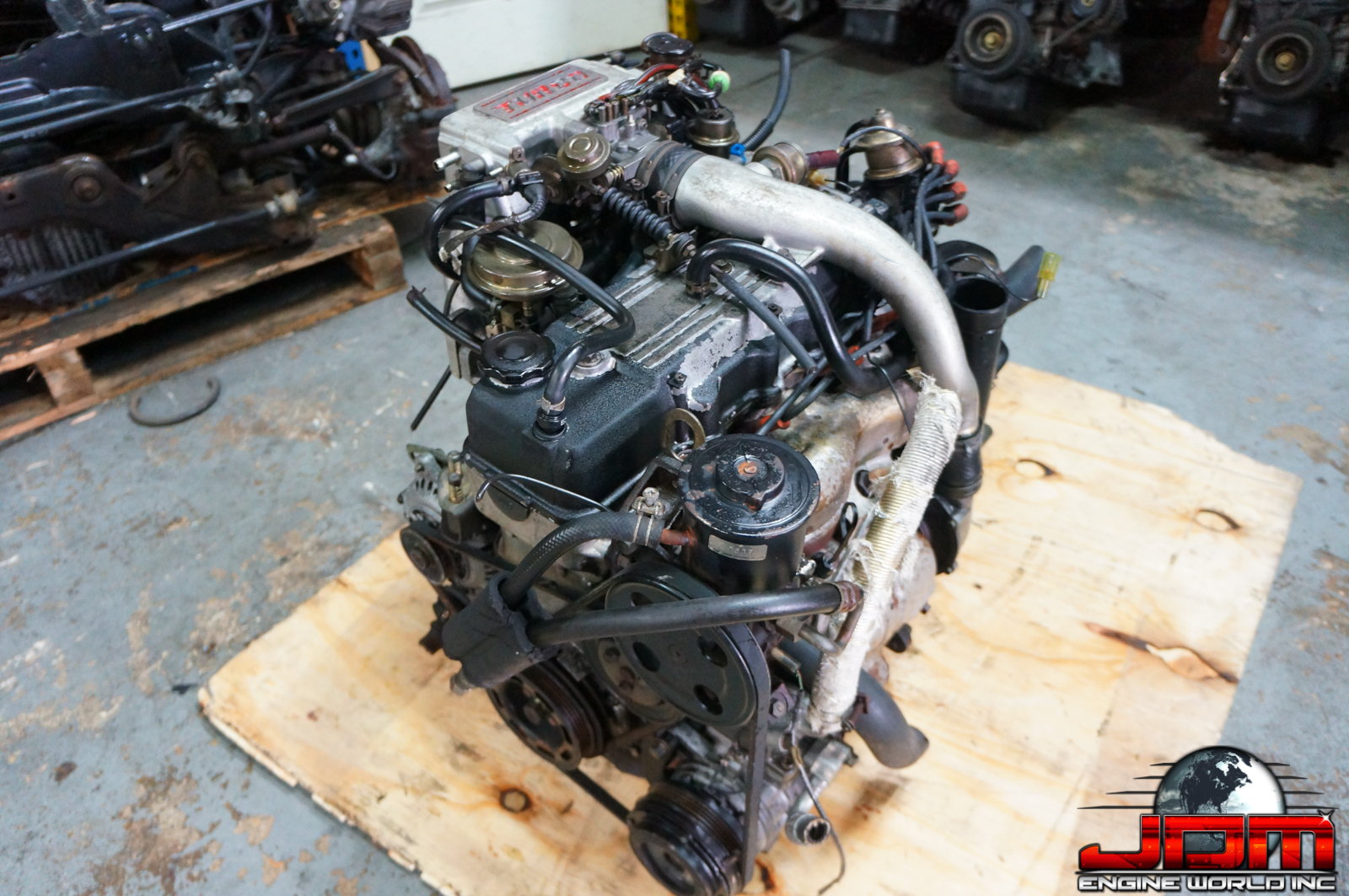 JDM E5-T ENGINE WITH MANUAL TRANSMISSION