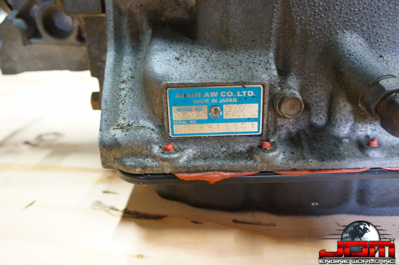 JDM 2JZ-GE VVTi GS300 AUTOMATIC TRANSMISSION