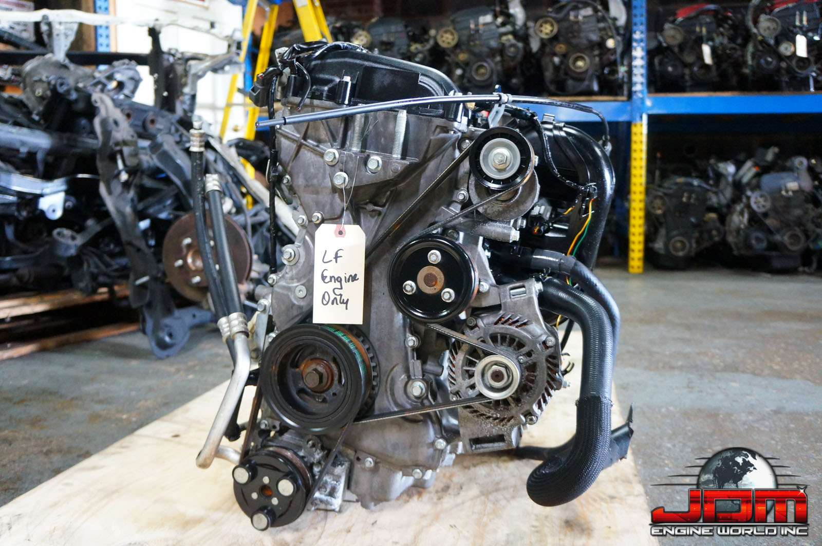 JDM LF-DE ENGINE ONLY