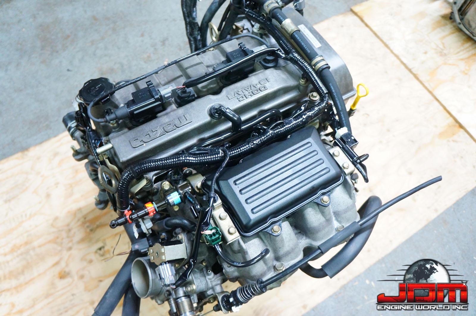 JDM FS-ZE ENGINE ONLY