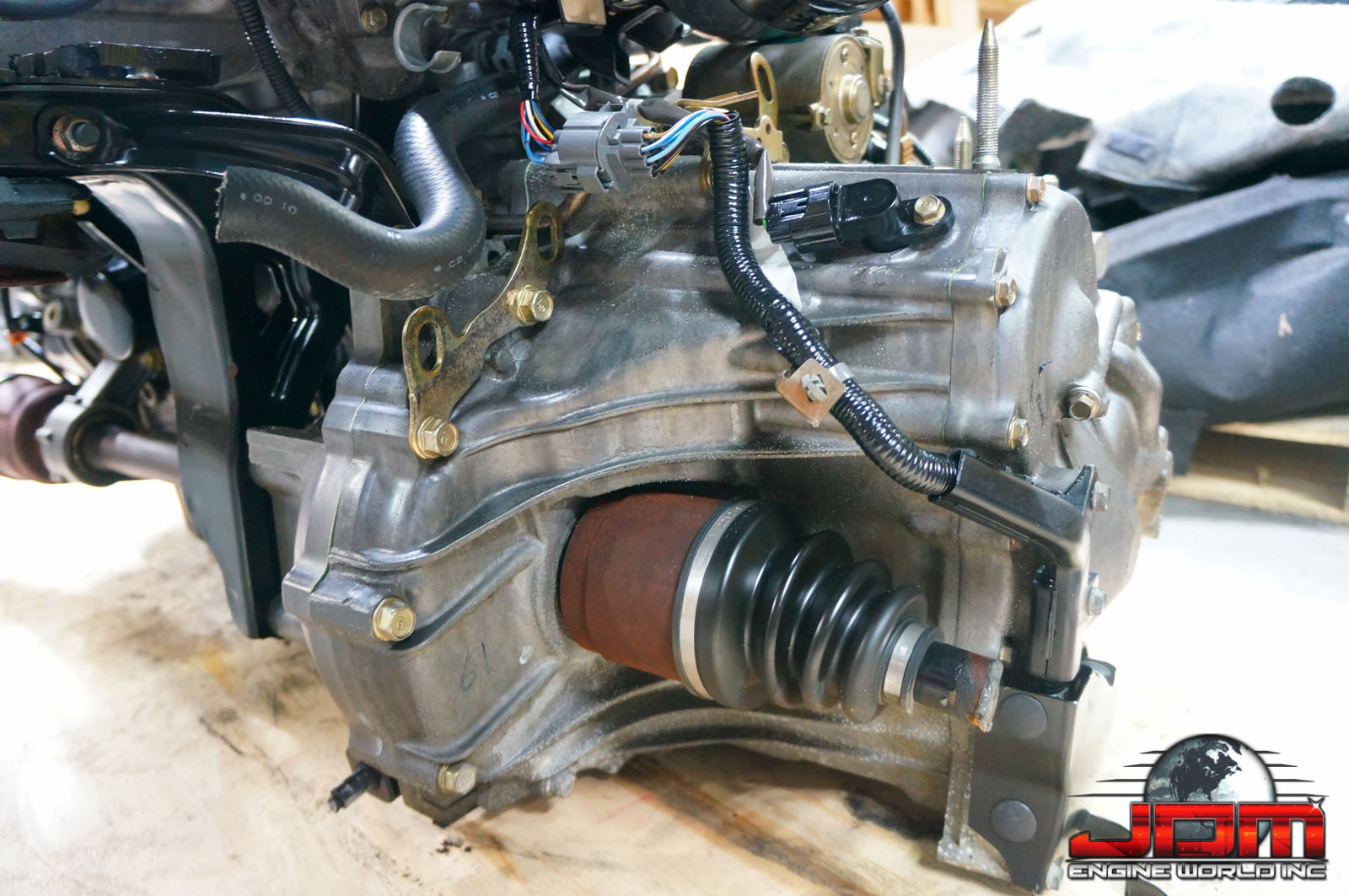 JDM F23A ENGINE WITH AUTOMATIC TRANSMISSION