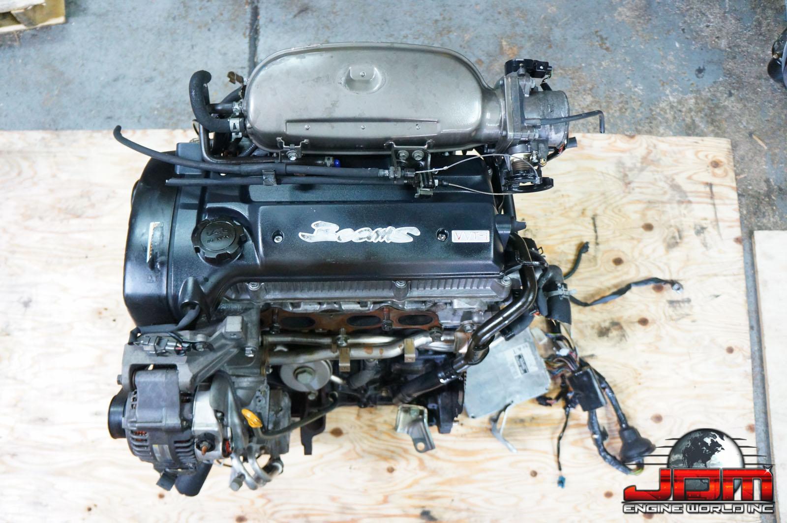 JDM 3S-GE BEAMS VVTI FWD AWD ENGINE ONLY