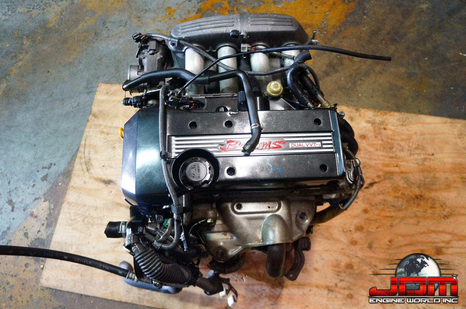 JDM 3S-GE BEAMS VVTI RWD ENGINE ONLY