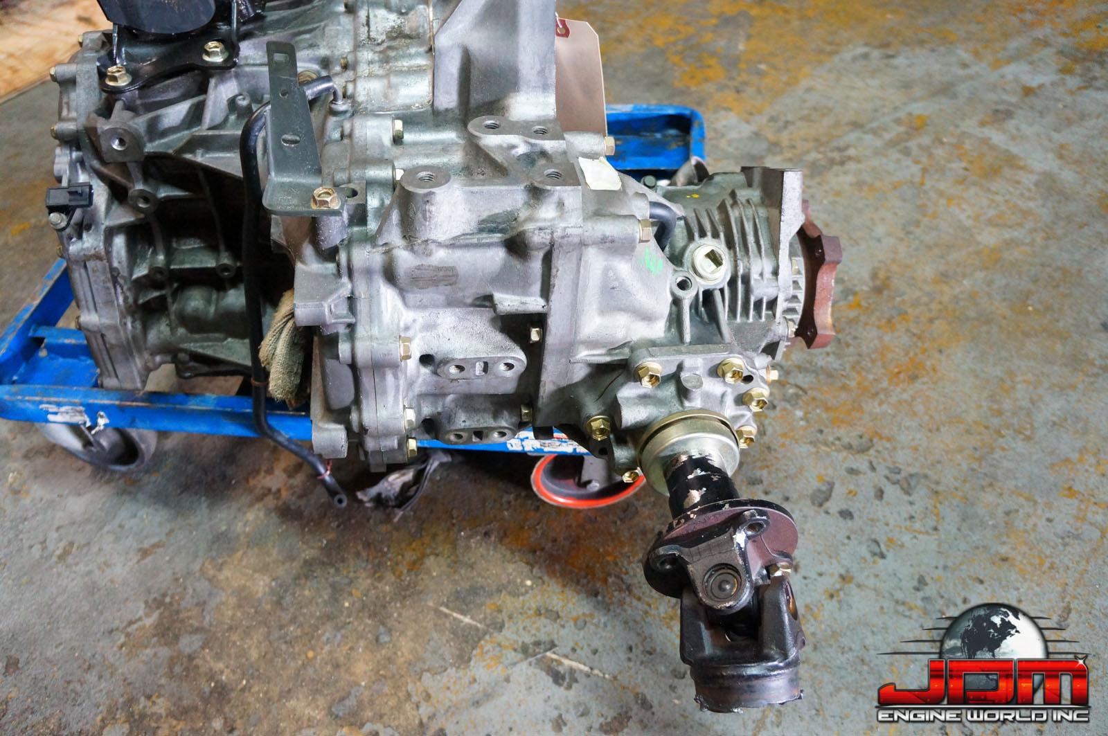 JDM NISSAN QR20DE AWD AUTOMATIC TRANSMISSION