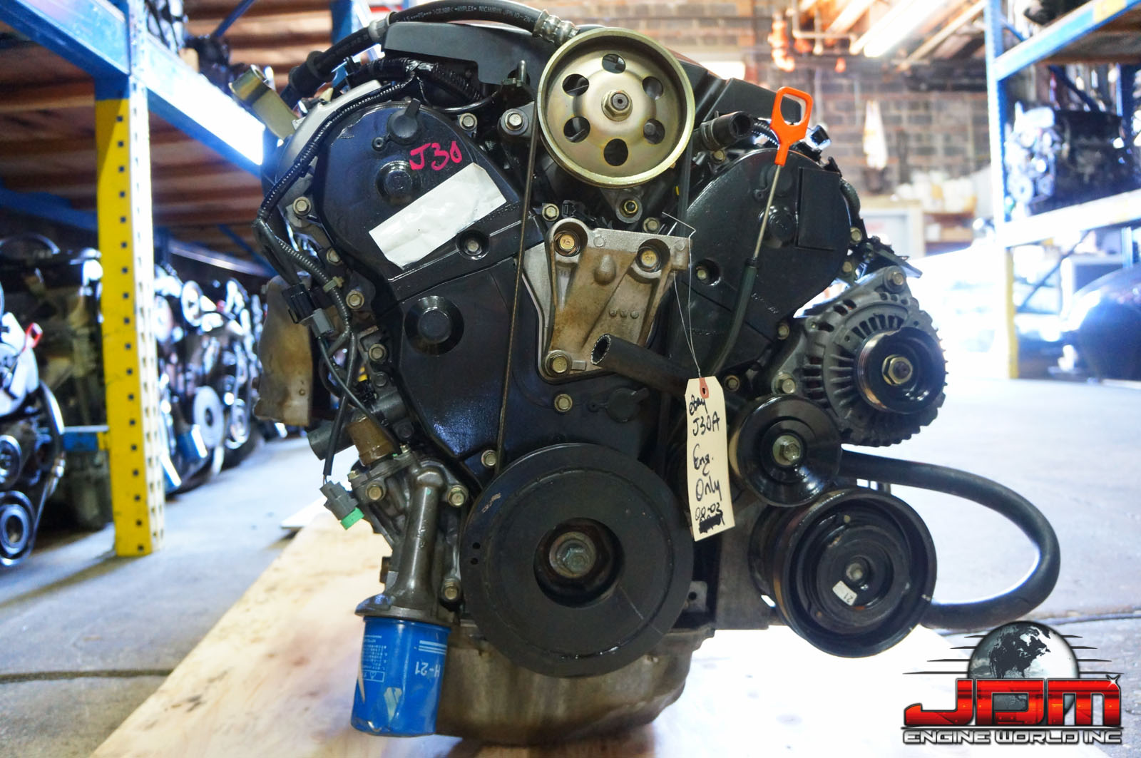 JDM J30A 00-02 ENGINE ONLY