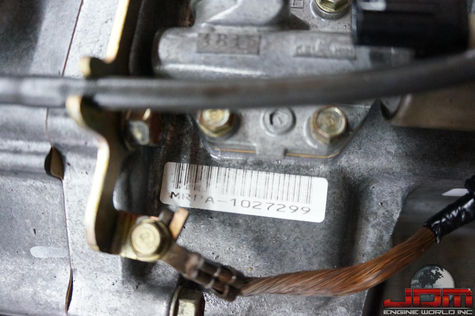 JDM K20A MRPA AUTOMATIC TRANSMISSION