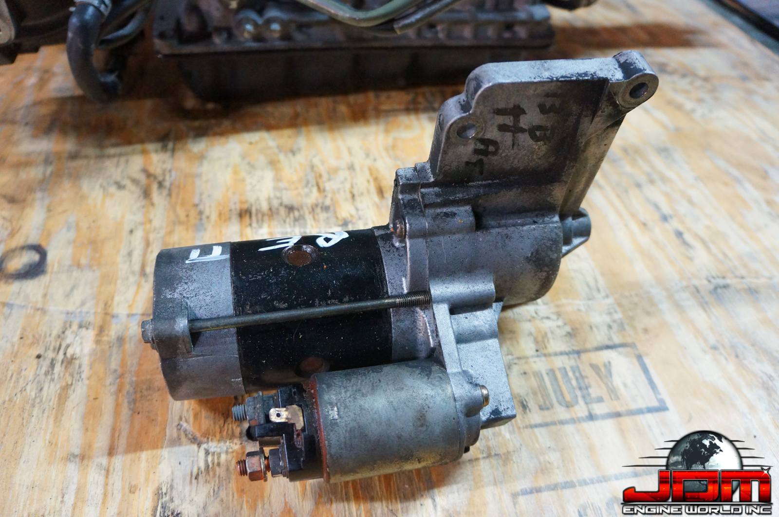 JDM MAZDA 13B-TT RE AUTOMATIC TRANSMISSION