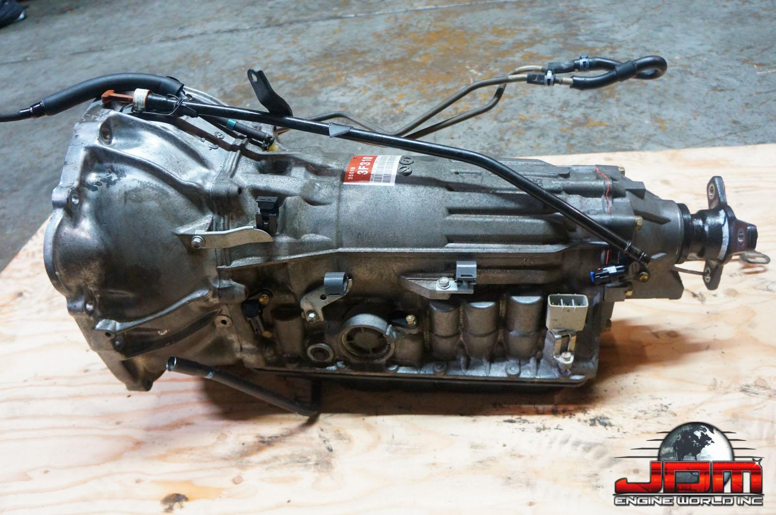 JDM 2JZ-GTE VVTi AUTOMATIC TRANSMISSION