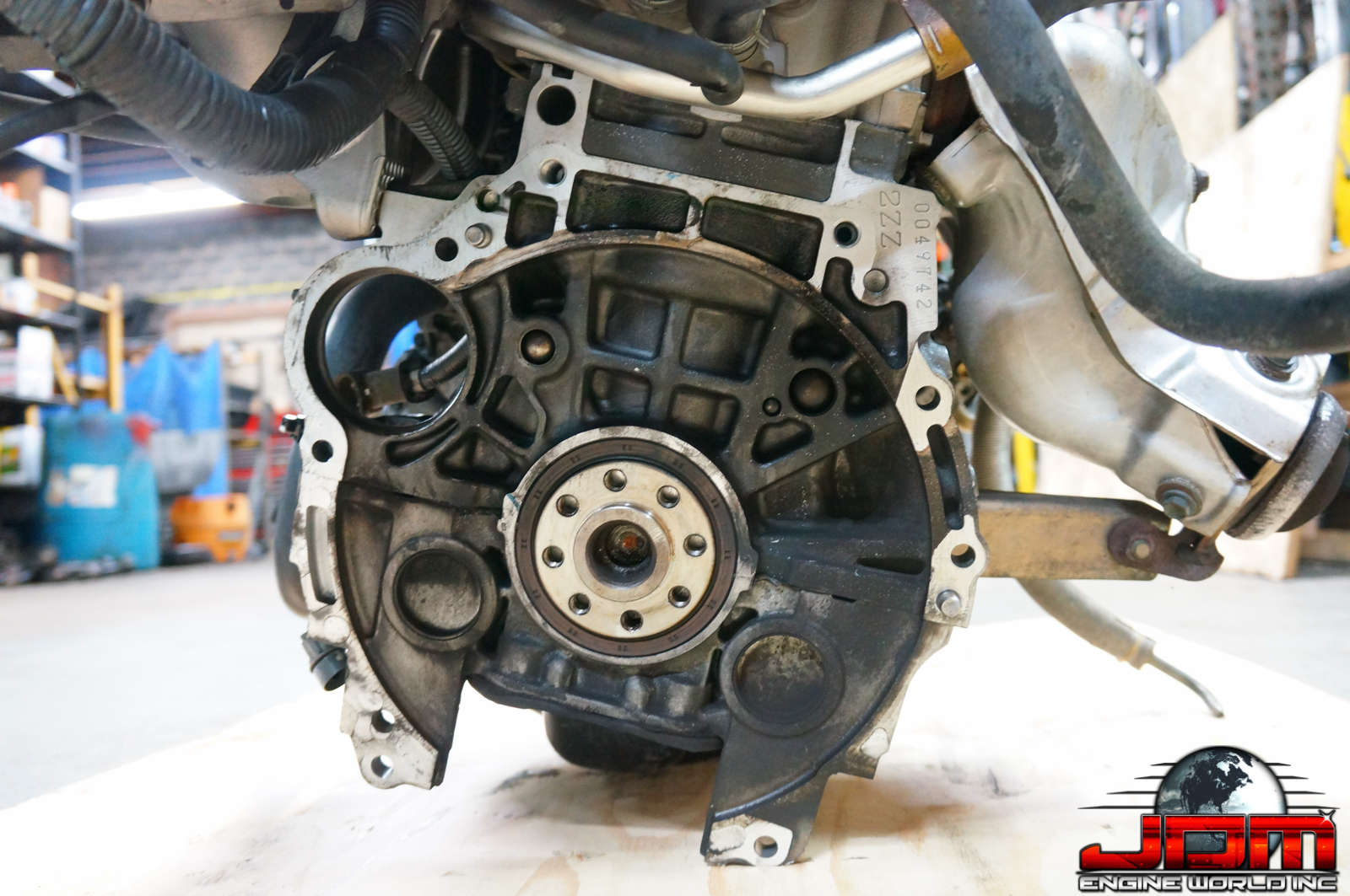 03-06 TOYOTA MATRIX XRS 2ZZ-GE ENGINE VVTLi 1.8L JDM 2ZZ