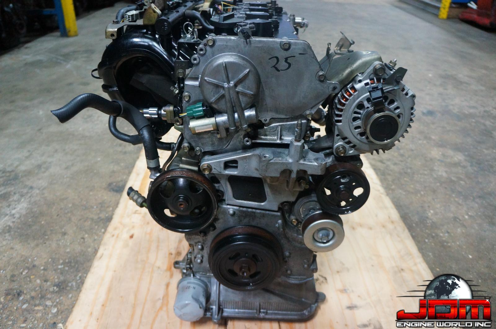 JDM QR25DD BLUEBIRD ENGINE ONLY
