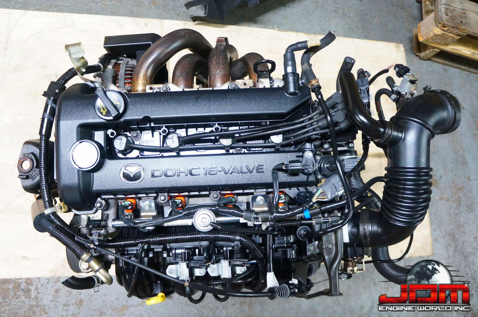 05 06 MAZDA TRIBUTE L3-DE ENGINE 2.3L DOHC JDM L3