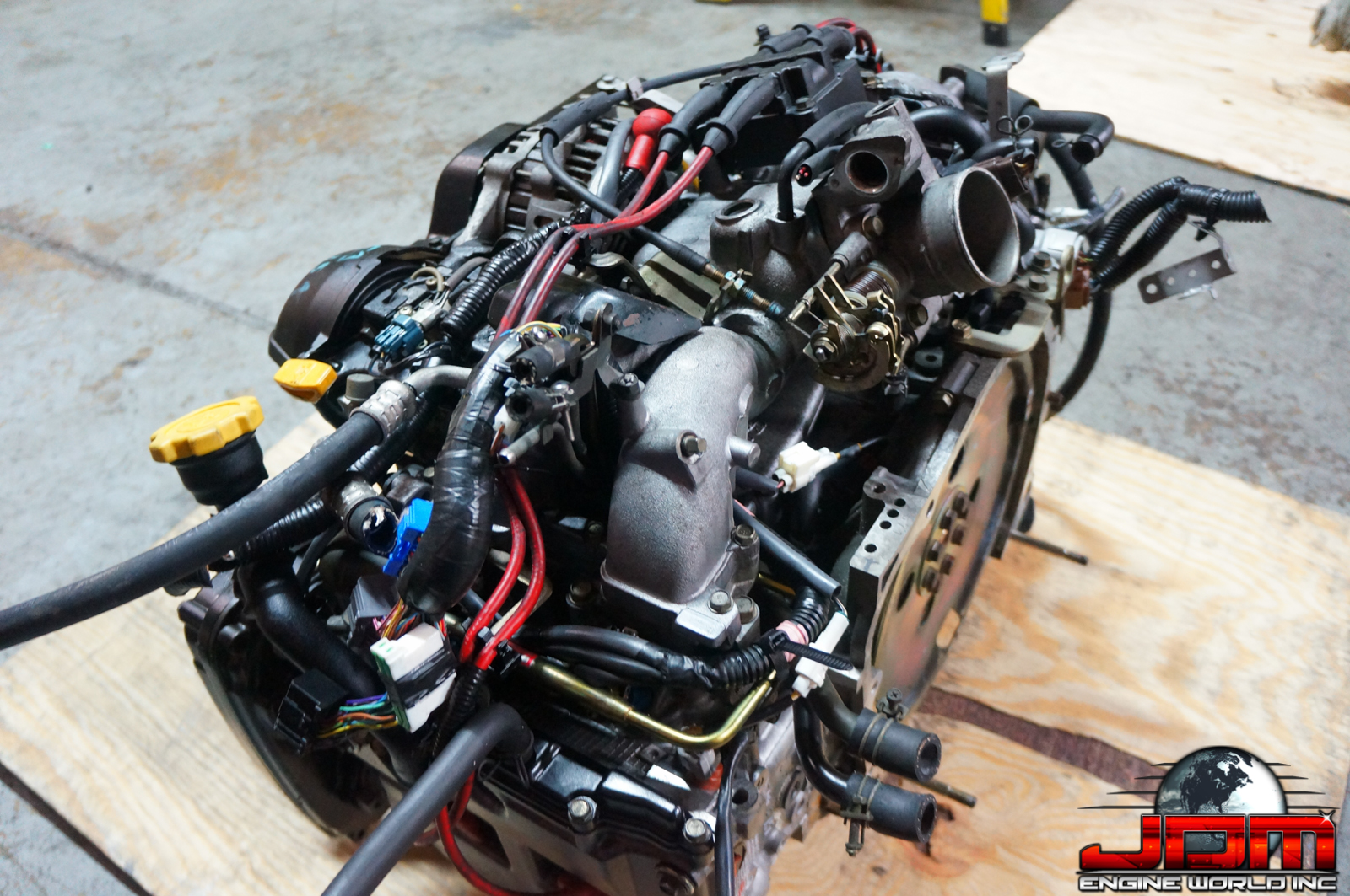 JDM EJ25DE 98-02 DOHC ENGINE ONLY